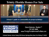 Trinity Florida homes for sale, Champions Club, Fox Wood, Heritage Springs, Trinity Oaks, Thousand Oaks, Trinity Eats, Trinity West, Fox Hollow